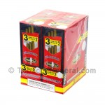 White Owl Cigarillos 3 for 2 Pre Priced 30 Packs of 3 Cigars Strawberry