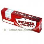 Swisher Sweets Regular Little Cigars 84mm 10 Packs of 20