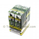 White Owl Cigarillos 99 Cent Pre Priced 30 Packs of 2 Cigars Green Sweets