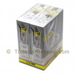 White Owl Cigarillos 99 Cent Pre Priced 30 Packs of 2 Cigars Silver