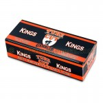 Gambler Tube Cut Filter Tubes King Size Full Flavor 5 Cartons of 200