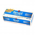 Premier Filter Tubes King Size Light 5 Cartons of 200
