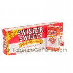 Swisher Sweets Strawberry Little Cigars 100mm 10 Packs of 20