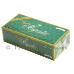 Royal Majestic Filter Tubes 100 mm Green (Menthol) 5 Cartons of 200