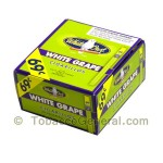 White Owl Cigarillos 69 Cents Pre Priced Box of 60 Cigars White Grape