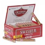 Swisher Sweets Regular Blunts Box of 60