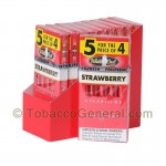 White Owl Cigarillos 10 Packs of 5 Cigars Strawberry