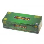 Zen Filter Tubes King Size Menthol 1 Carton of 200