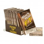 Middleton's Black & Mild Filter Tips Cigars 10 Packs of 7
