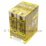 White Owl Cigarillos 99 Cent Pre Priced 30 Packs of 2 Cigars 24 K Gold