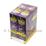 White Owl Cigarillos 99 Cent Pre Priced 30 Packs of 2 Cigars Grape