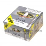 White Owl Cigarillos 69 Cents Pre Priced Box of 60 Cigars Silver