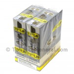White Owl Cigarillos 1.49 Pre Priced 30 Packs of 2 Cigars 24 K Gold