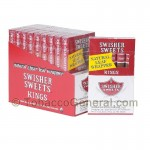 Swisher Sweets Regular Kings 10 Packs of 5