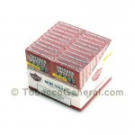 Swisher Sweets Regular Mini Cigarillos 20 Packs of 5