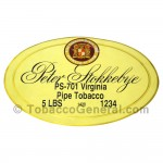 Peter Stokkebye PS 701 Virginia Long Cut Pipe Tobacco 8 oz. Pack