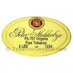 Peter Stokkebye PS 701 Virginia Long Cut Pipe Tobacco 16 oz. Jar