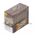 Middleton's Black & Mild Shorts Wine Cigars 10 Packs of 5