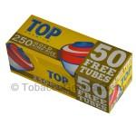 Top Premium Filter Tubes King Size Gold (Light) 4 Cartons of 250