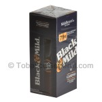 Middleton's Black & Mild Casino 79 Cents Per Cigar Pre-Priced Promotion Box of 25