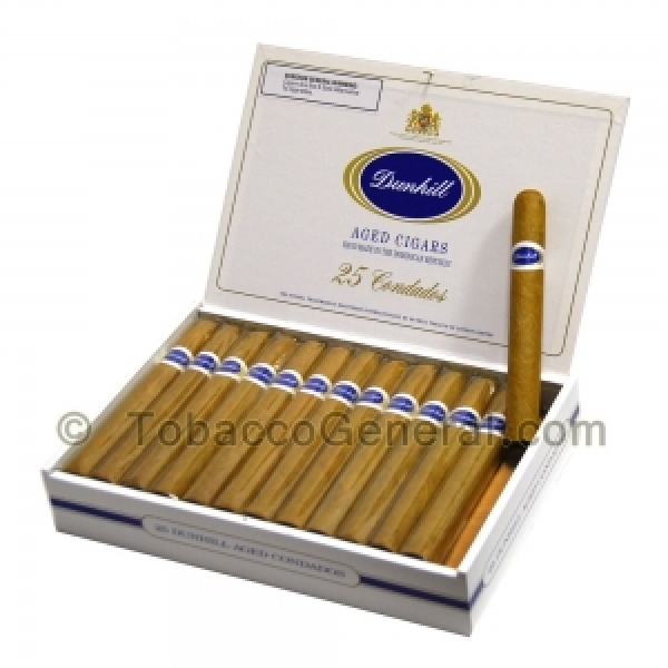 Dunhill blue silver