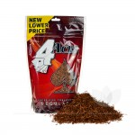 4 Aces Pipe Tobacco Regular (Red) 6 oz. Pack - All Pipe