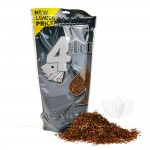 4 Aces Pipe Tobacco Silver 16 oz. Pack - All Pipe Tobacco