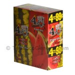 4 Kings Cigarillos 15 Packs of 4 Watermelon