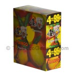 4 Kings Cigarillos 15 Packs of 4 Mango