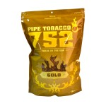 752 Gold Pipe Tobacco 16 oz. Pack - All Pipe Tobacco