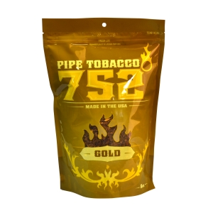 752 Gold Pipe Tobacco 6 oz. Pack