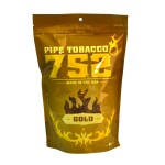 752 Gold Pipe Tobacco 6 oz. Pack - All Pipe Tobacco