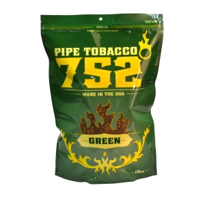 752 Green Pipe Tobacco 16 oz. Pack