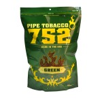 752 Green Pipe Tobacco 16 oz. Pack - All Pipe Tobacco