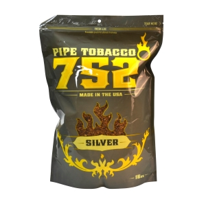 752 Silver Pipe Tobacco 16 oz. Pack