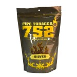 752 Silver Pipe Tobacco 6 oz. Pack - All Pipe Tobacco