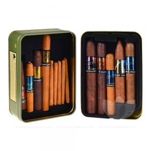 Acid Collectors Stash Sampler Gift Set Cigars Box of 14