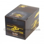 Al Capone Slims Rum Cigarillos 10 Packs of 10 - Cigarillos