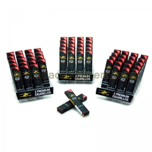 Al Capone Tower Jamaican Blaze Cigarillos 60 Packs of 2
