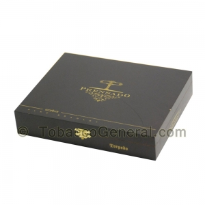 Alec Bradley Prensado Torpedo Box of 20 Cigars