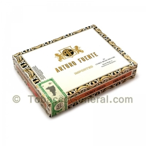 Arturo Fuente Curly Head Deluxe Natural Cigars Box of 25