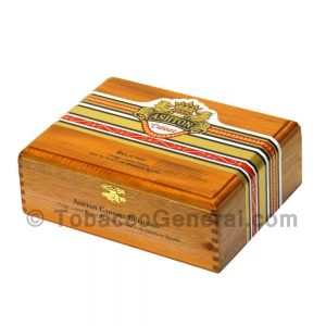 Ashton Cabinet Belicoso Cigars Box of 25
