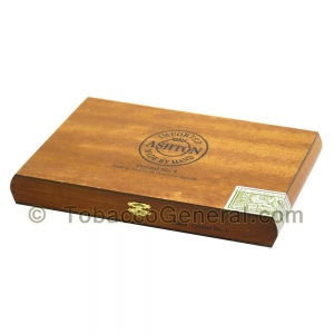 Ashton Crystal Number 1 Cigars Box of 10