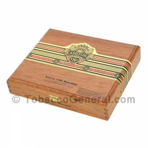 Ashton VSG Virgin Sun Grown Sorcerer Cigars Box of 24