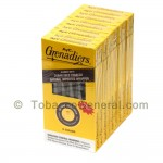 AyC Grenadiers Dark Cigars 2 Pack Special 10 Packs Of 6