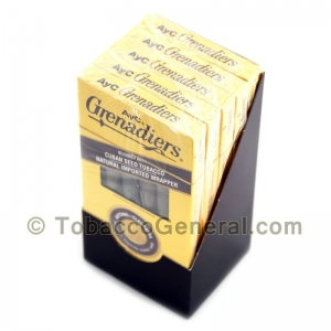 AyC Grenadiers Dark Cigars 5 Packs Of 6