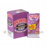 Backwoods Honey Berry Natural Cigars 8 Packs of 5