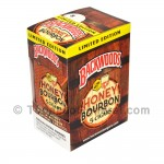 Backwoods Honey Bourbon Cigars 8 Packs of 5