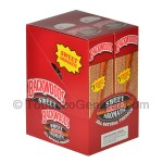 Backwoods Singles Sweet Aromatic Cigars Pack of 24