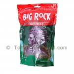 Big Rock Cool Mint Pipe Tobacco 6 oz. Pack - All Pipe